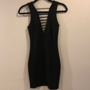 H&M Little Black Dress Sz 2